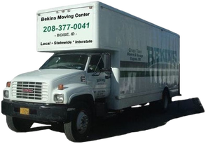 boise local movers truck photo