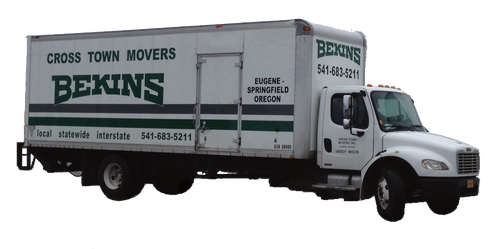 cross town movers salem local truck photo