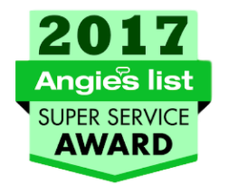 angie's list 2016 super service award badge